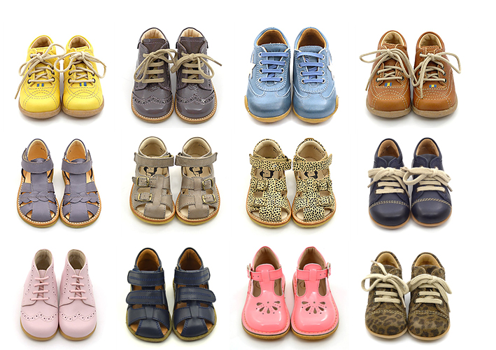 Sunde børnefødder « Growingfeet
