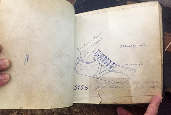 sko dansk design med korksål